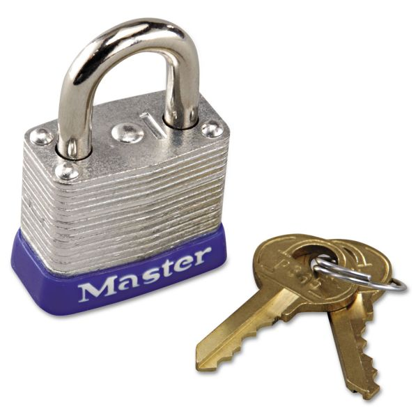Master Lock 4-Pin Tumbler Locks