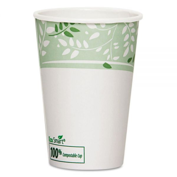 Dixie EcoSmart 16 oz Paper Coffee Cups