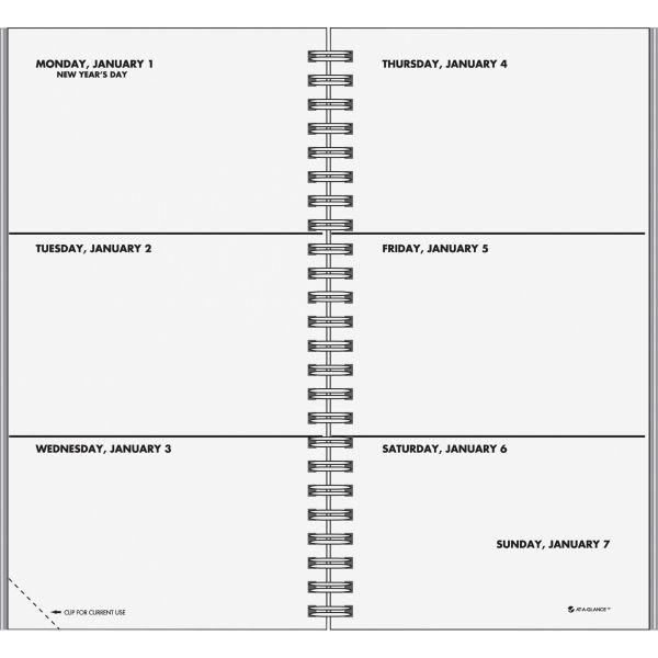At-A-Glance Pocket Weekly Refill