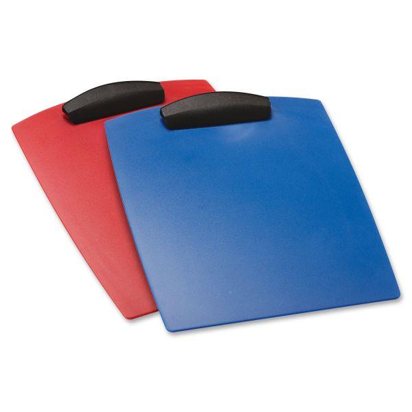 Storex Plastic Clipboard