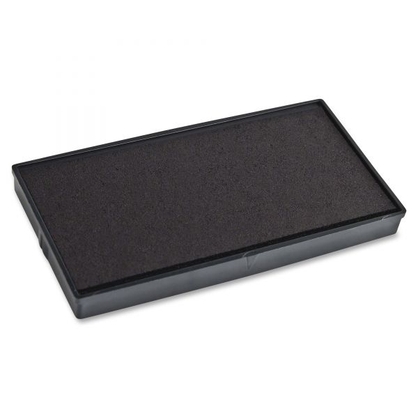 COSCO 2000PLUS Replacement Ink Pad for 2000PLUS 1SI20PGL, Black