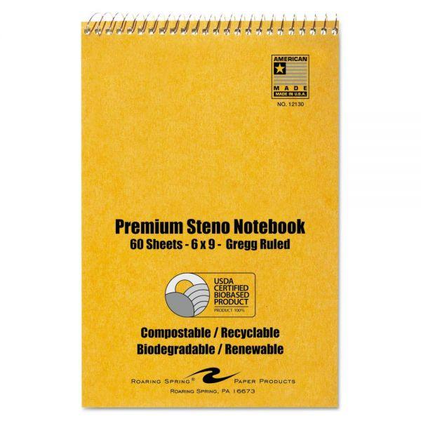 Roaring Spring Premium Steno Pads