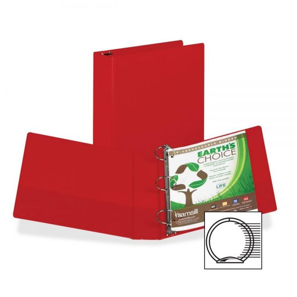 "Samsill 2"" 3-Ring Storage Binder"