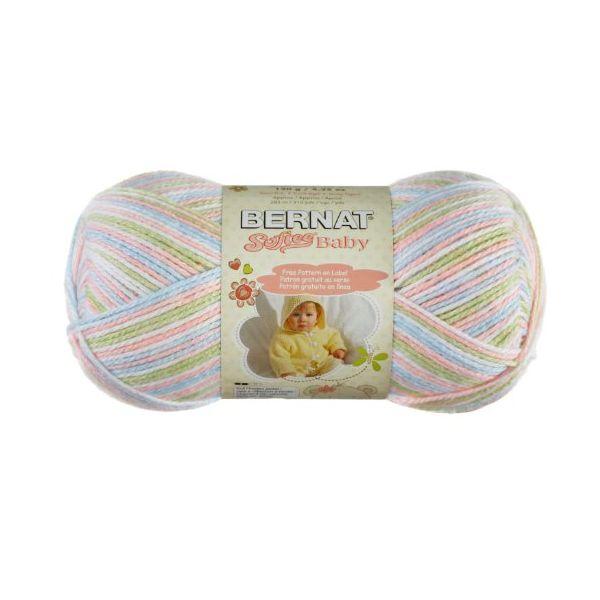 Bernat Softee Baby Yarn - Baby Spring