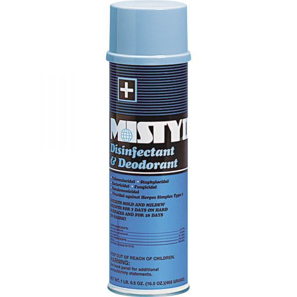 MISTY Amrep II Disinfectant/Deodorant Spray