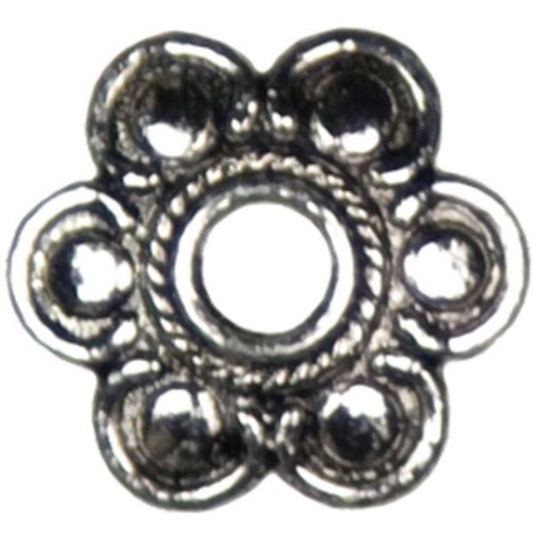 Jewelry Basics Metal Beads 15mm 28/Pkg