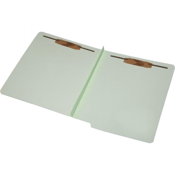 SKILCRAFT 2-Part End Tab Classification Folders
