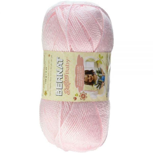 Bernat Softee Baby Yarn - Pink