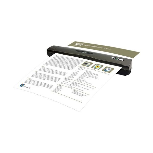 Adesso EZScan 2000 Sheetfed Scanner - 600 dpi Optical