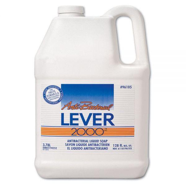 Lever 2000 Antibacterial Liquid Hand Soap