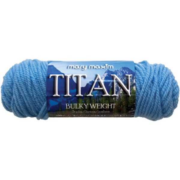 Mary Maxim Titan Yarn