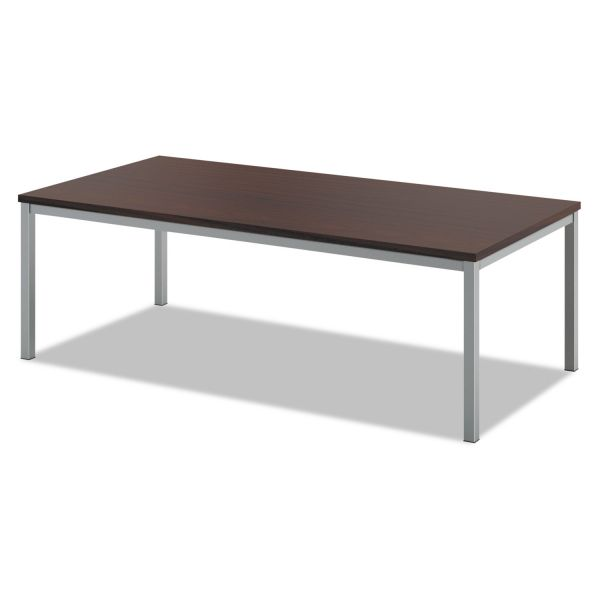 HON basyx by HON HML8852 Metal Leg Coffee Table