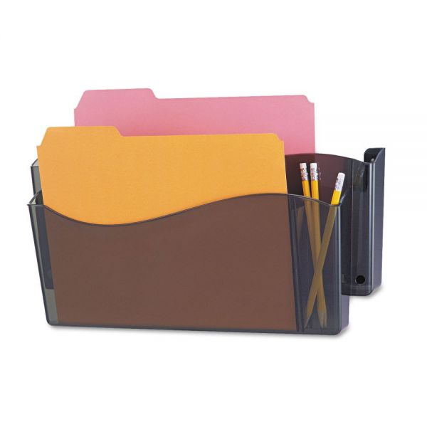 Universal Unbreakable 4-in-1 Wall File Pockets