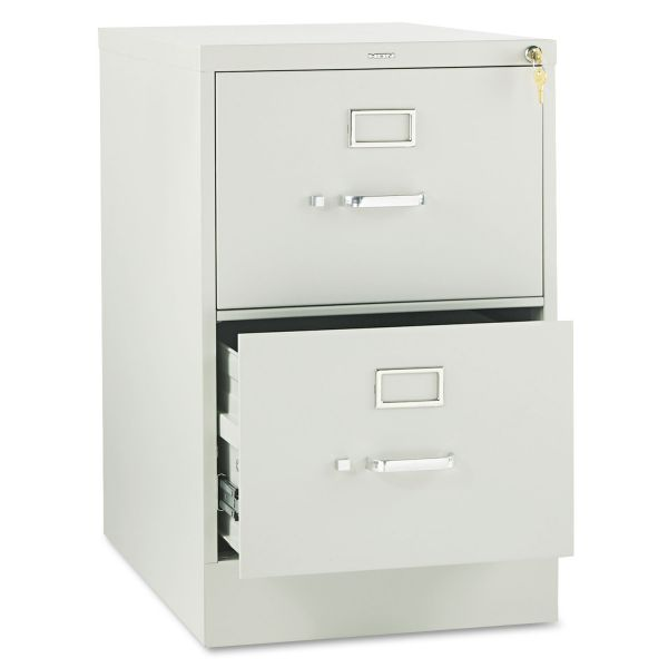 HON 310 Series 2-Drawer Vertical File Cabinet