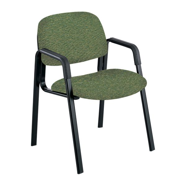 Safco Cava Urth Collection Straight Leg Guest Chair