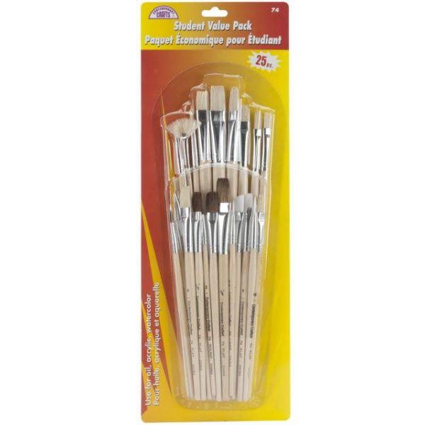 Student Brush Value Pack