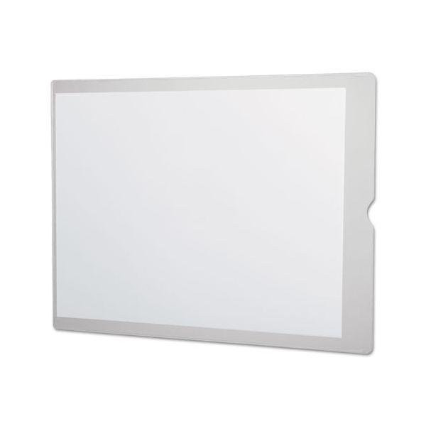 Oxford Utili-Jac Heavy-Duty Clear Plastic Envelopes, 9 x 12, 50/Box