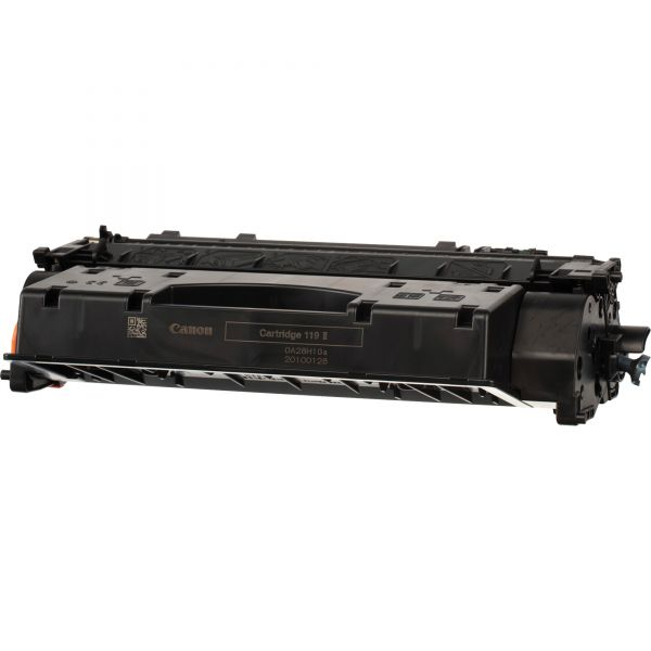 Canon 119 II Black Toner Cartridge (CRTDG119II)