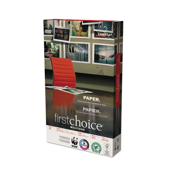 First Choice Multi-Use White Copy Paper