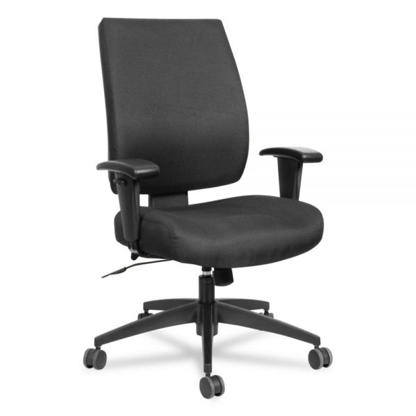 Alera Wrigley Series High Performance Mid-Back Synchro-Tilt Chair