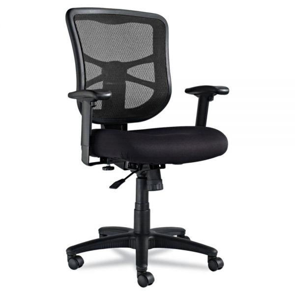 Alera Elusion Series Mesh Mid-Back Swivel/Tilt Office Chair