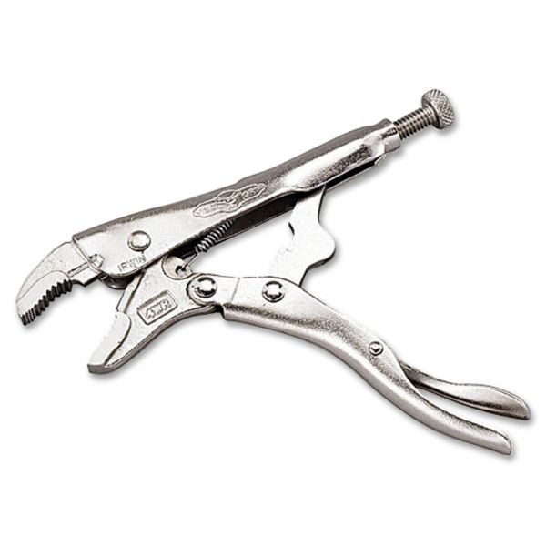 Vise-Grip The Original Curved Jaw Locking Pliers with Wire Cutter