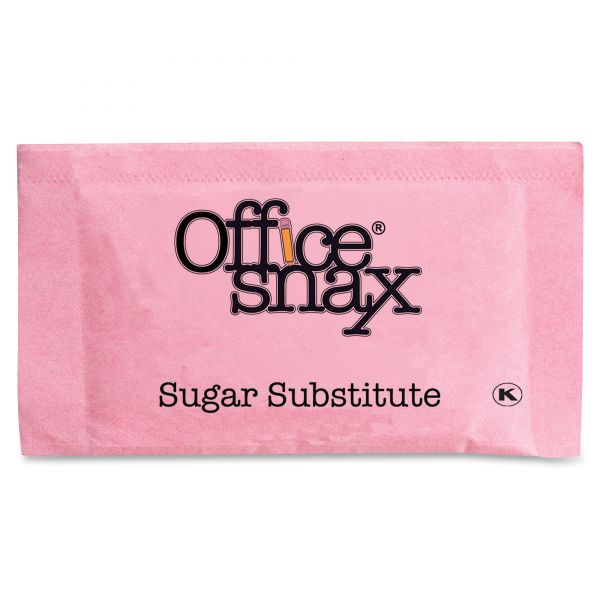 Office Snax Exact Nutrasweet Pink Packets
