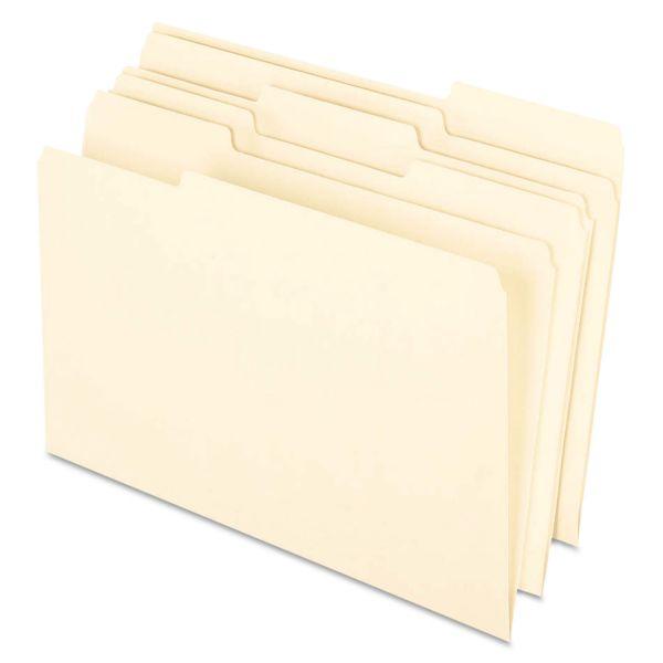 Pendaflex EarthWise Recycled Manila File Folders