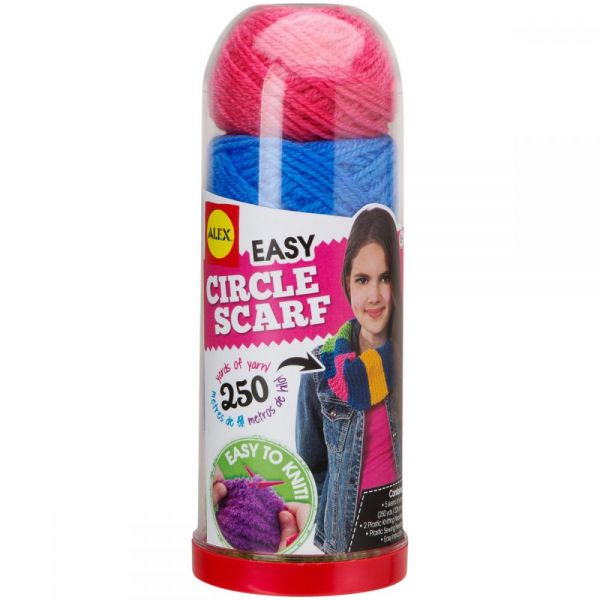 ALEX Toys DIY Circle Scarf Kit