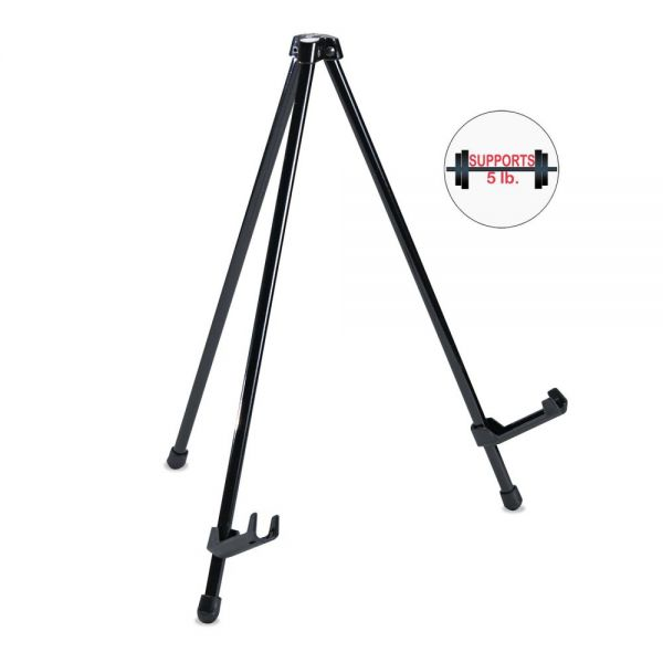 MasterVision Instant Table-Top Tripod Easel