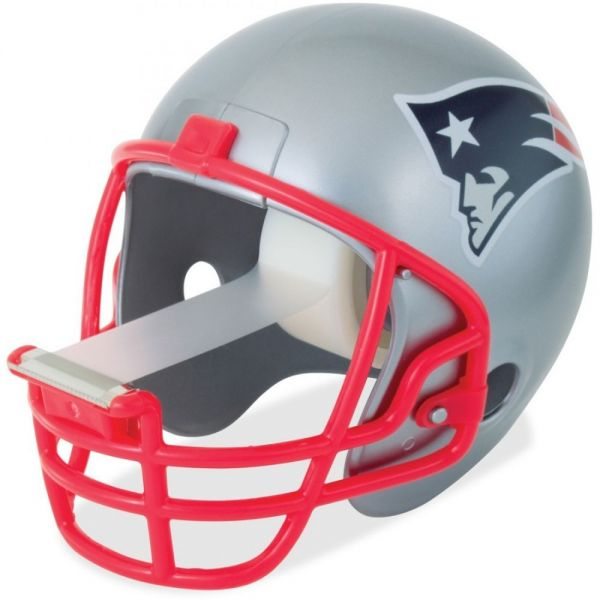 Scotch New England Patriots NFL Helmet Tape Dispenser