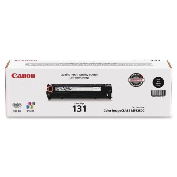 Canon 131 Black Toner Cartridge (CRTDG131BK)