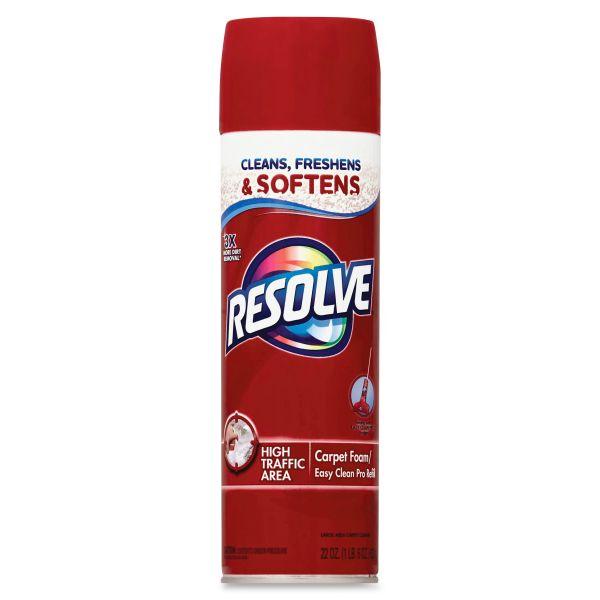RESOLVE Foaming Carpet Cleaner