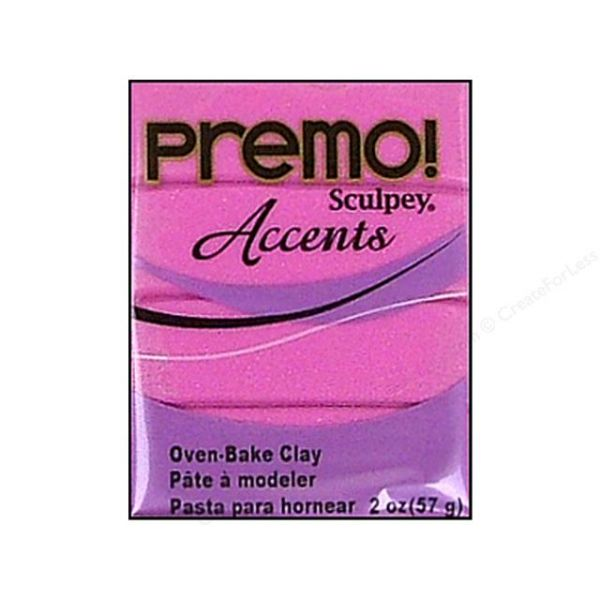 Premo! Sculpey Accents Polymer Clay