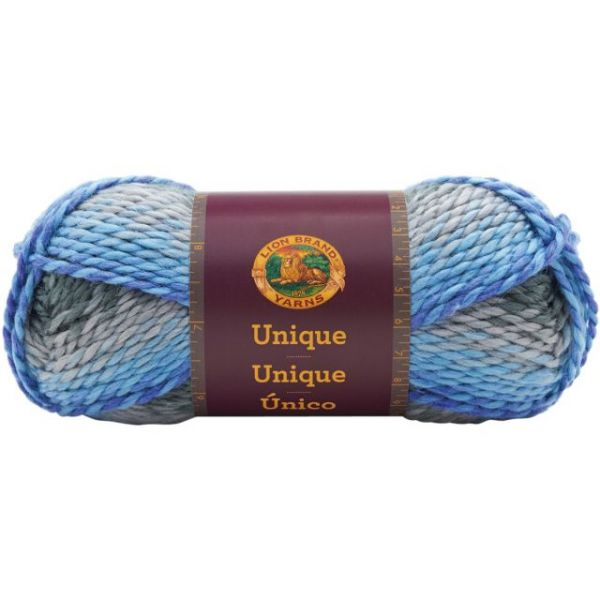 Lion Brand Unique Yarn - Moonshadows