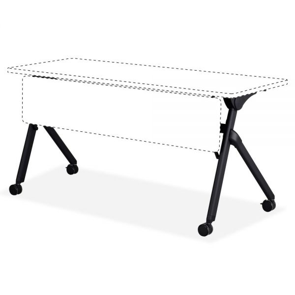 Safco Tango Training Tabletops Black Base