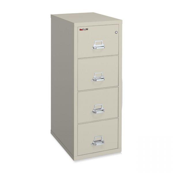 FireKing Insulated Deep Vertical Fire File Cabinet
