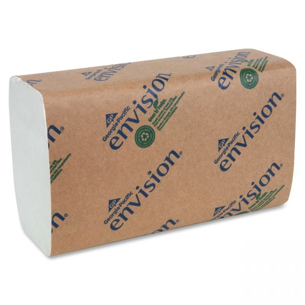 Envision Singlefold Paper Towels