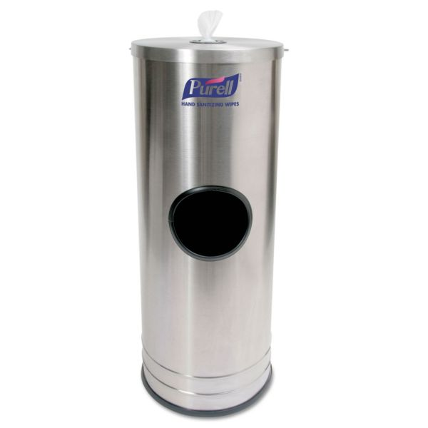 PURELL Dispenser Stand f/Sanitizing Wipes