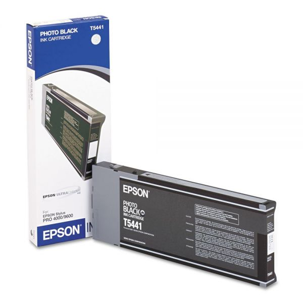 Epson T544100 Black Ink Cartridge