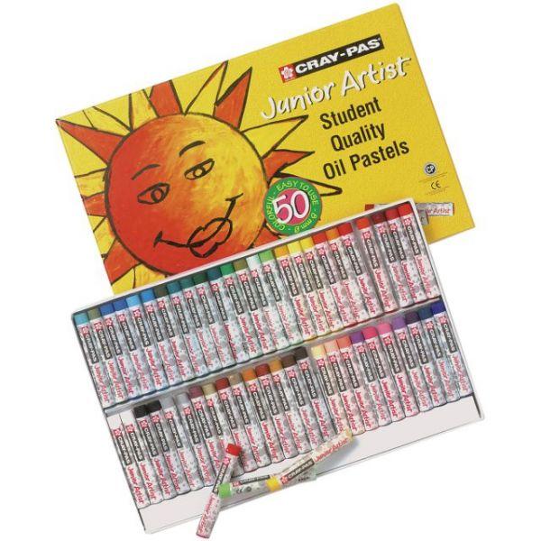 Cray-Pas Junior Artist Oil Pastels