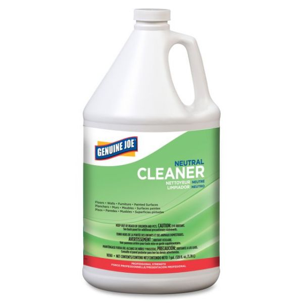 Genuine Joe Concentrated Neutral Floor Cleaner