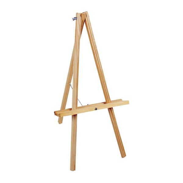 Natural Wood Table Easel
