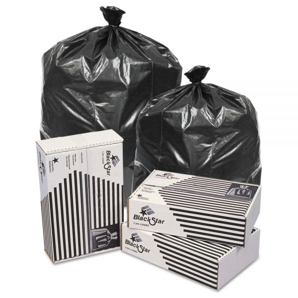 Pitt Plastics 33 Gallon Trash Bags