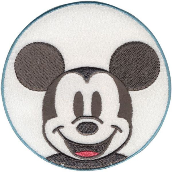 Disney Mickey Mouse Iron-On Applique