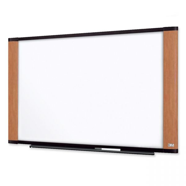 3M Wide Screen Style 6' x 4' Dry Erase Board