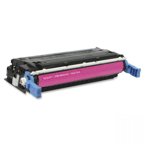 SKILCRAFT Remanufactured HP 641A (C9723A) Magenta Toner Cartridge