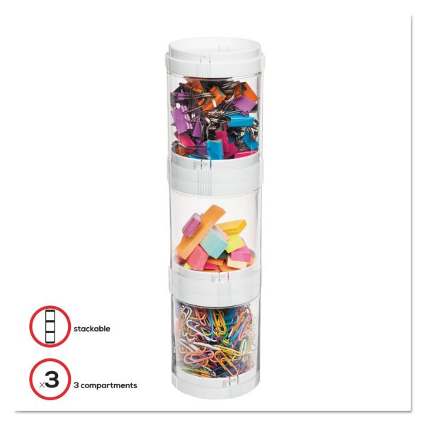Deflect-o Interlocking Storage Tower Pack