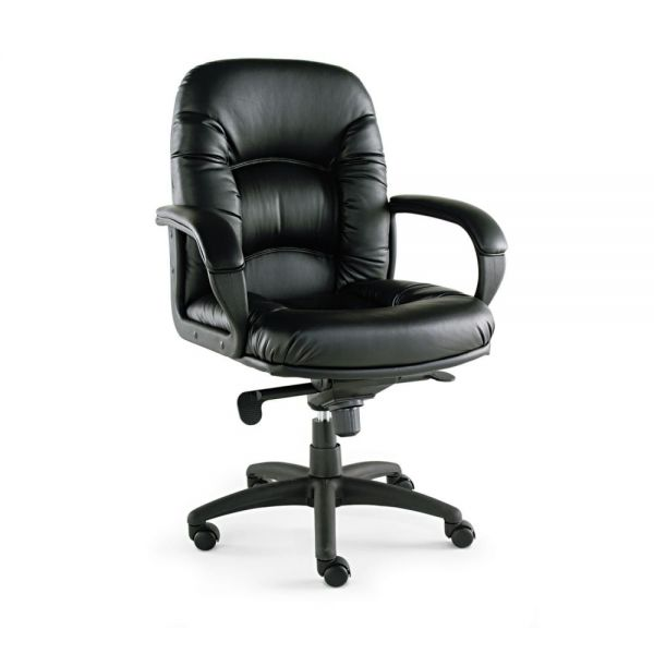 Alera Nico Series Mid-Back Swivel/Tilt Office Chair