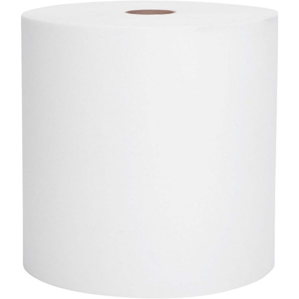 Scott Hardwound Non-Perforated Paper Towel Rolls